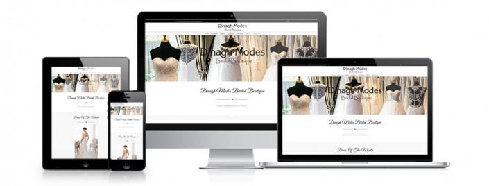 dinagh modes bridal websitee